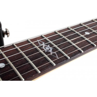 006 FR SGR BY SCHECTER BLK - Гитара электро