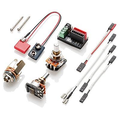 EMG 45J - активный звукосниматель для 6-и струнных басов