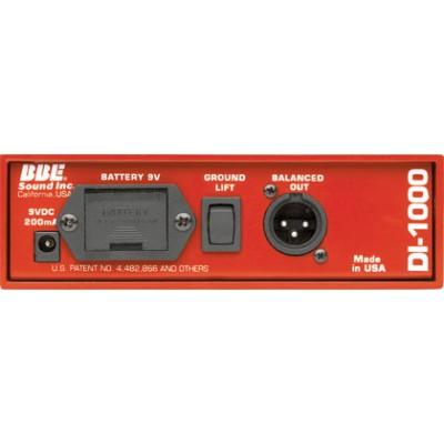 Дибокс BBE DI-1000 direct box