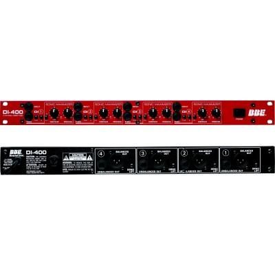 Дибокс BBE DI-400 direct box