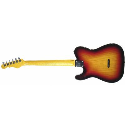 G&L ASAT CLASSIC Blues Boy (3 Tone Sunburst, ebony). № CLF48480. Made in USA