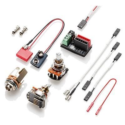 EMG SX - активный звукосниматель для гитары. Сингл (керамика)