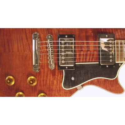 Гитара HERITAGE H150 CM DLX B.A. №09802