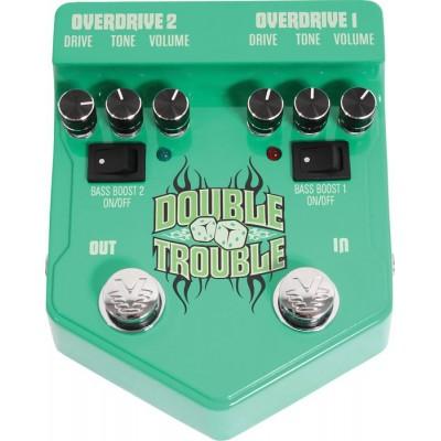 Гитарная примочка VISUAL SONND DOUBLE TROUBLE