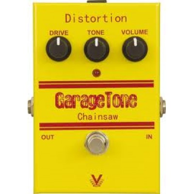 Гитарная примочка VISUAL SOUND Garage Tone СHAINSAW DISTORTION