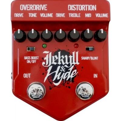 Гитарная примочка VISUAL SOUND JEKYLL & HYDE