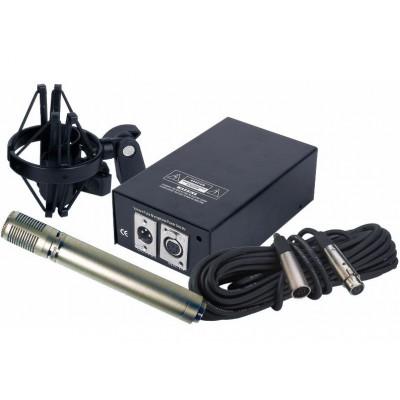 Конденсаторный ламповый микрофон Apex471