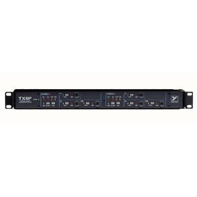 Контролер управления Yorkville TX4P для акустических систем серии Touring Made in Canada