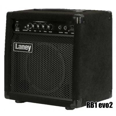 Laney RB1 evo1/evo2 - басовый комбо