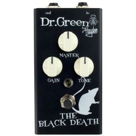 Dr.Green THEBLACKDEATH - Педаль overdrive/distortion