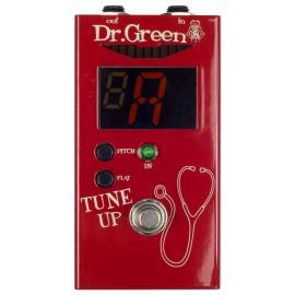 Dr.Green TUNEUP - Тюнер для гитары и баса