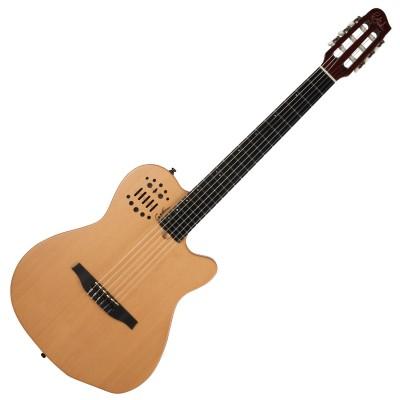 GODIN 032150 - ACS (SA) Cedar Natural SG with Bag (Made in Canada) - Классическая гитара с подключением