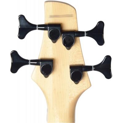 LIGHTWAVE VL- 4 Transparent Natural - Бас гитара четырехструнная (оптический звукосниматель)