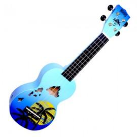 MAHALO MD1HAbub - укулеле сопрано