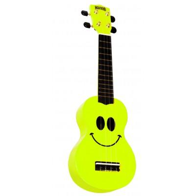 MAHALO U-SMILE GN - укулеле сопрано