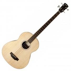 LARRIVEE B-03-RW-D - электроакустическая четырехструнная бас гитара