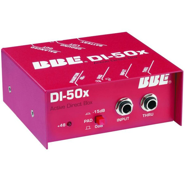 Дибокс BBE DI50X direct box