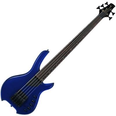 LIGHTWAVE SL- 5 Xenon Blue - Бас гитара пятиструнная (оптический звукосниматель)