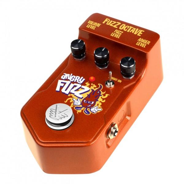 Гитарная примочка VISUAL SOUND ANGRY FUZZ