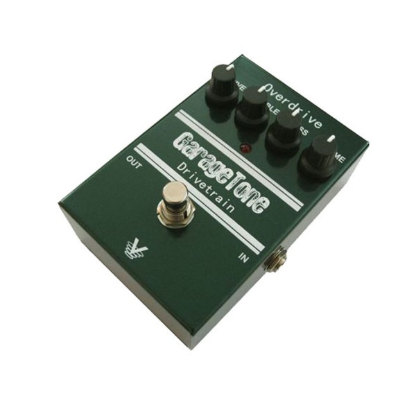 Гитарная примочка VISUAL SOUND Garage Tone DRIVETRAIN OVERDRIVE