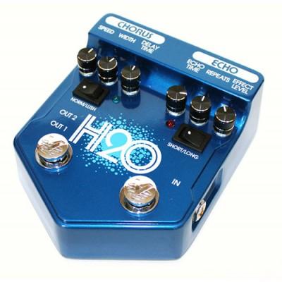 Гитарная примочка VISUAL SOUND H2O