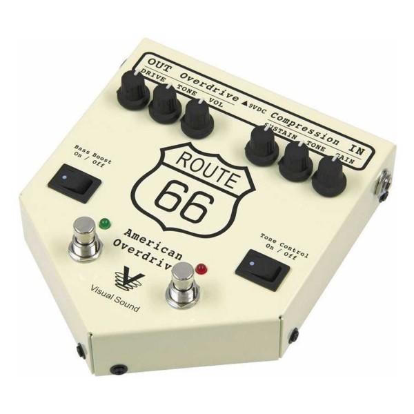 Гитарная примочка VISUAL SOUND ROUTE 66
