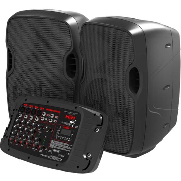 HH S2-210 - Активная акустическая система