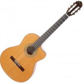 RODRIGUEZ A CUTWEY - Классическая гитара с вырезом и подключением