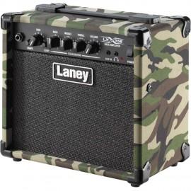 Laney LX15B-CAMO - басовый комбо