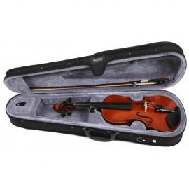 VALENCIA V160 4/4 - Скрипка 4/4, смычок, канифоль и чехол