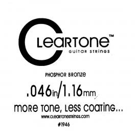 CLEARTONE Acoustic 046 br - струна для акустической гитары