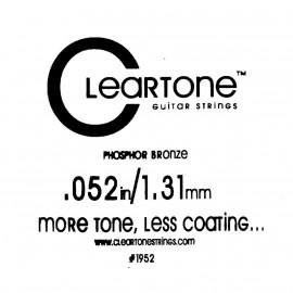 CLEARTONE Acoustic 052 br - струна для акустической гитары