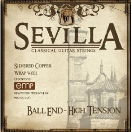 Струны CLEARTONE SEVILLA Classic (Ball-end High Tension)
