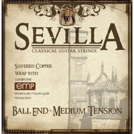 Струны CLEARTONE SEVILLA Classic (Ball-end Regular Tension)