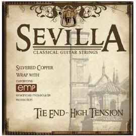 Струны CLEARTONE SEVILLA Classic (Tie-end High Tension)