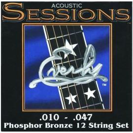EVERLY ACOUSTICS SESSION 10-47 12 STR - струны для акустической гитары