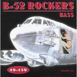 EVERLY B-52 BASS 5-STRING 40-130 - струны для бас гитары