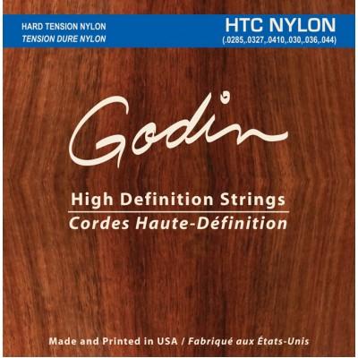 GODIN 009367 HTC - струны для классической гитары