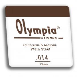 OLYMPIA 014 - струна для электро или акустической гитары