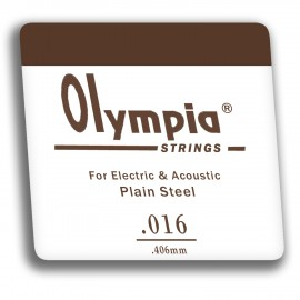 OLYMPIA 016 - струна для электро или акустической гитары