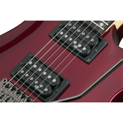 C-1 SGR FR BY SCHECTER M RED - Электрогитара