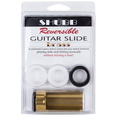 SHUBB AXYS - слайд реверсивный гитарный