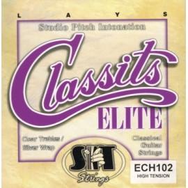 S.I.T. ECH102 - струны для классической гитары