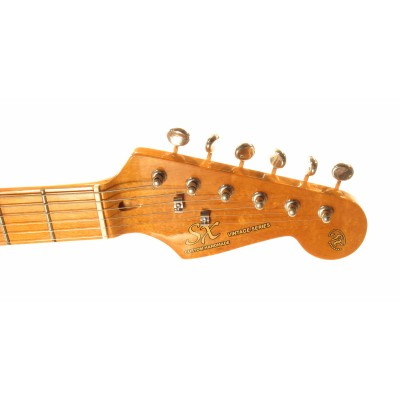 SX FST57+/2TS - Электрогитара (копия Fender Stratacaster) с чехлом