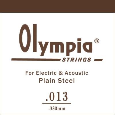OLYMPIA 013 - струна для электро или акустической гитары