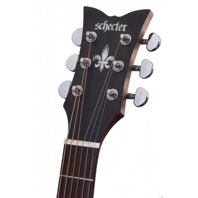 SCHECTER ORLEANS STUDIO AC NS - Электроакустическая гитара