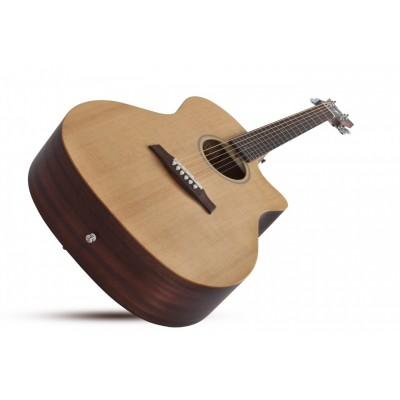 SCHECTER DELUXE ACOUSTIC NS - Акустическая гитара