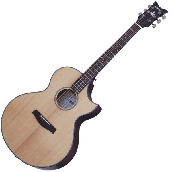 SCHECTER ORLEANS STAGE AC NS-VRS - Электроакустическая гитара