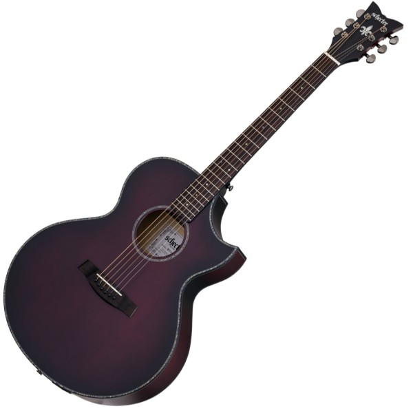 SCHECTER ORLEANS STAGE AC VRBS - Электроакустическая гитара